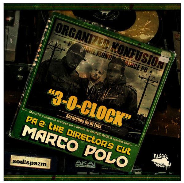 MarcoPoloOrganizedKonfusion3OClockRD