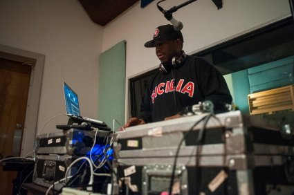 DJ Premier Live Band Photo (2)